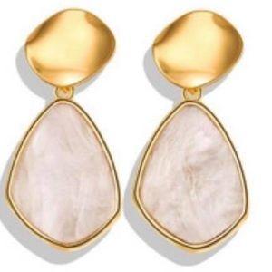 🌺4 Items $25🌺 Marble Drop Stud Earrings NWT